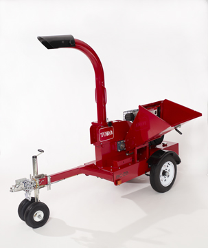 toro bc 25 brush chipper picture