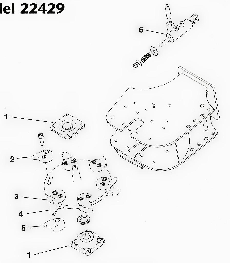toro dingo trencher attachment parts