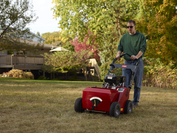 toro power seeder dealer