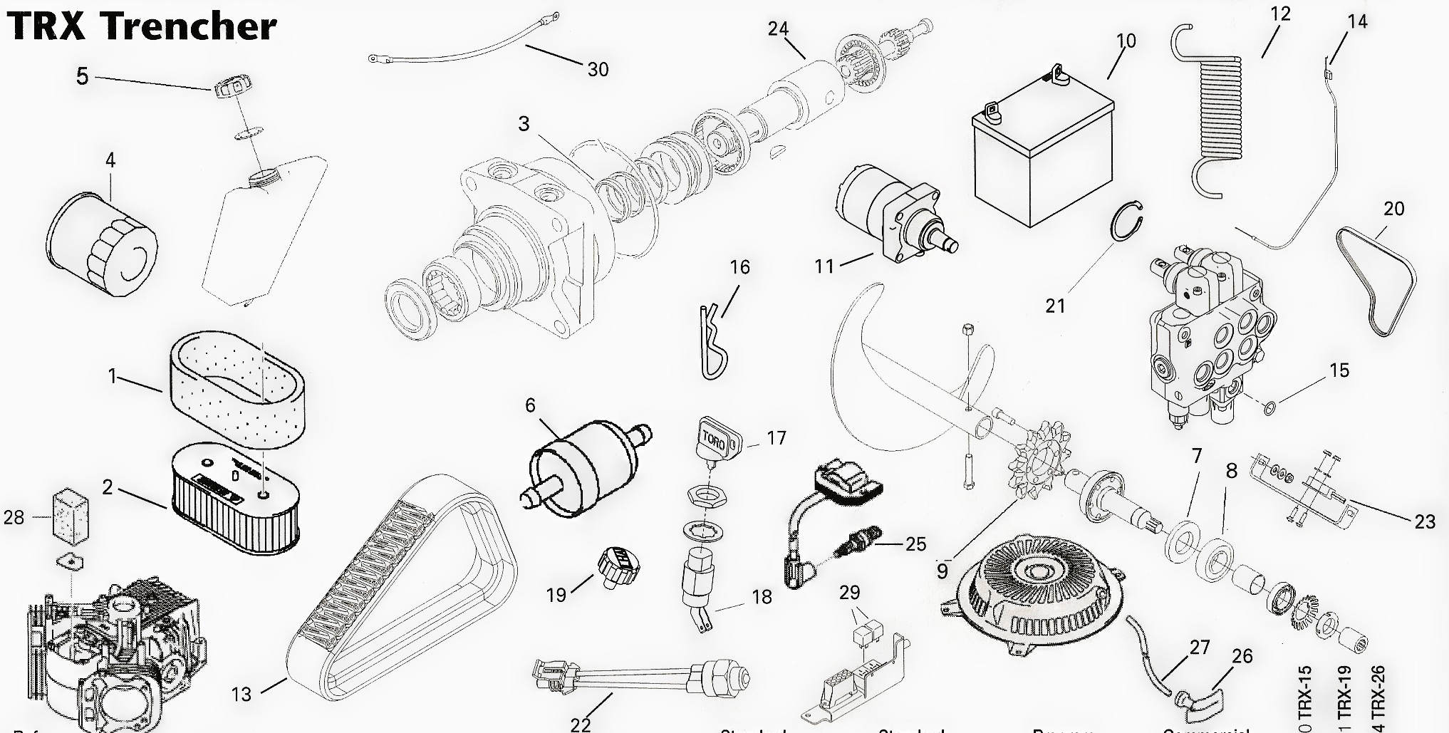 harley rake parts diagram html