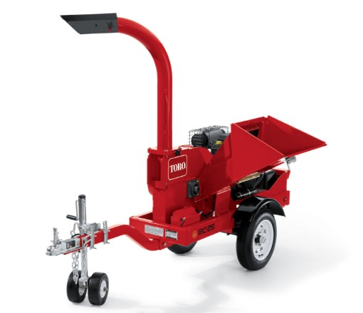 toro and us praxis brush chipper parts