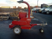 Used toro bc25 wood chipper