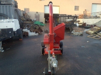 Used Toro BC25 6 inch brush chipper