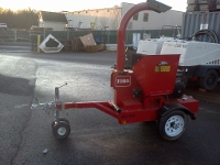Used toro bc25 6 inch wood chipper
