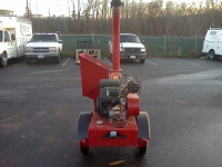 Used Toro BC25 6 inch wood chipper 1