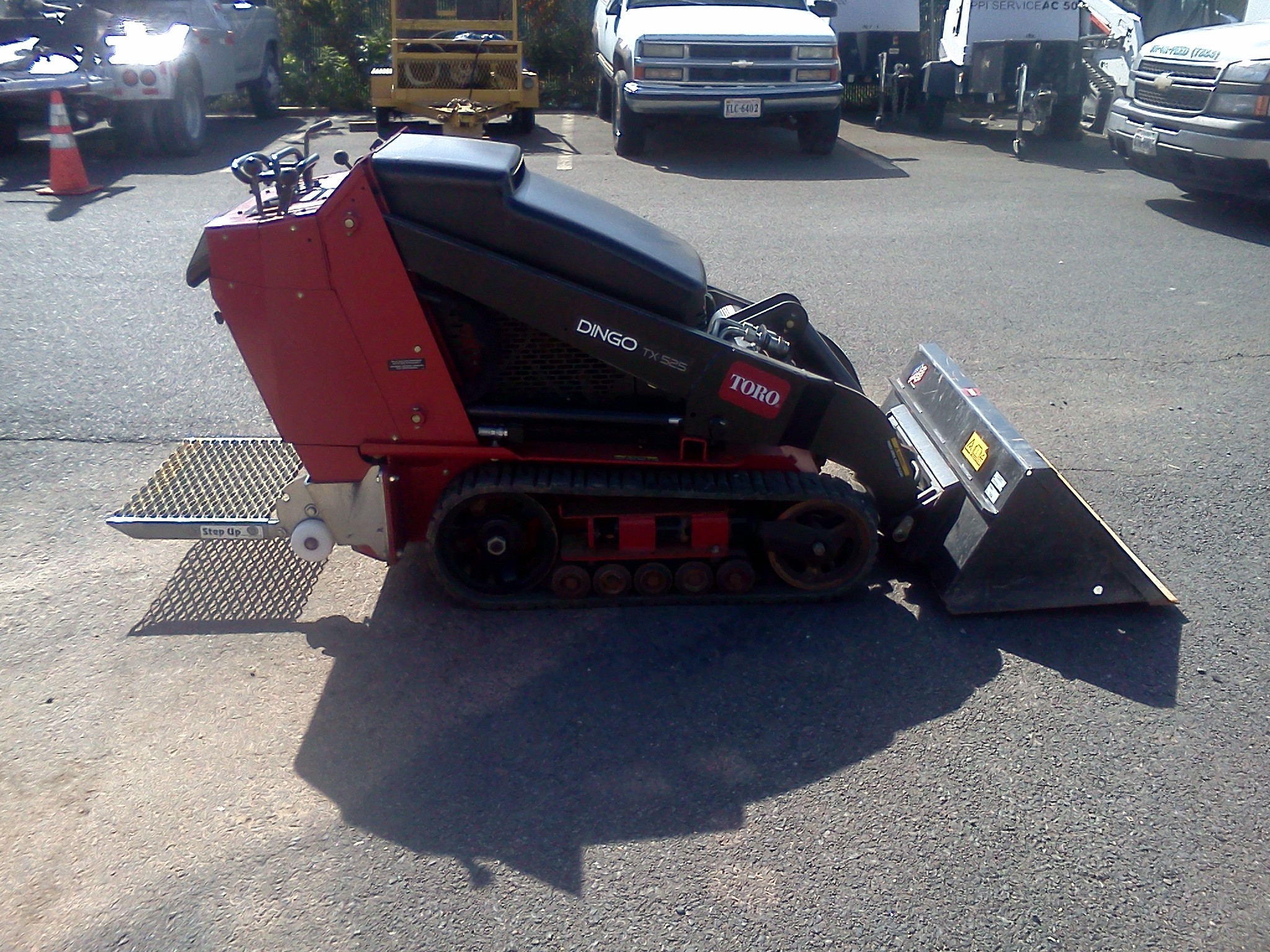 Used toro dingo 525 narrow track for sale