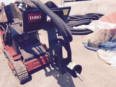 Used Toro Dingo 1 Foot Auger Head Extension