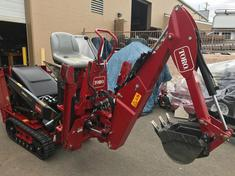 Used Toro Dingo Backhoe Attachment