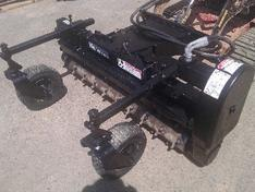 Used toro dingo harley rake attachment