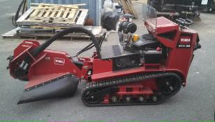 used stx stump grinder for sale