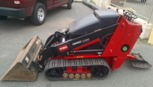 demonstrated toro dingo for sale