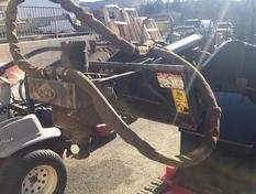 Used Stump grinder