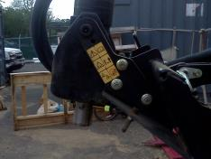 Used High Torque Auger Head 1