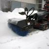toro dingo erskine snow hydraulic broom attachment