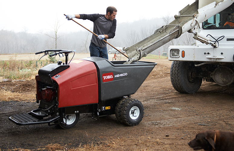 Toro mud buggy stone concrete buggies power for sale mover
