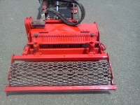 Used toro dingo soil cultivator attachment 1